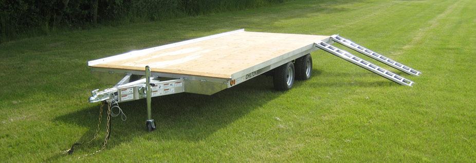 ATV &#038; UTV Trailers